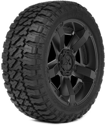 Fury Country Hunter MT Tire 37X13.50R24LT 120Q E Series